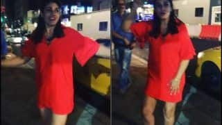 Raveena Tandon's Impromptu Dance on New York Street With Husband is Couple Goals, Throwback Video Goes Viral