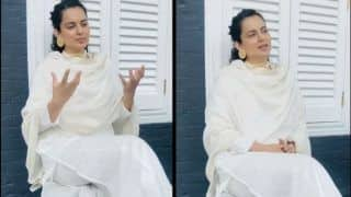 Kangana Ranaut Reveals She Was a Chain Smoker at Age of 19, Says 'I Got Addicted While Woh Lamhe Shoot'