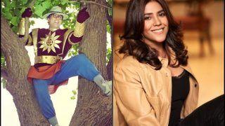 Shaktimaan Returns! Mukesh Khanna Confirms Sequel Unlike Ekta Kapoor's Mahabharat With Tattoo-Sporting Draupadi