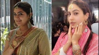 Sara Ali Khan's 'Freaky Friday' is Flashback to 'Creepy Kid' Days With 'Same Sajna-Dhajna, Same Conviction'   Check Picture