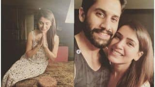 Samantha Akkineni Bakes Her Birthday Cake, Celebrates With Naga Chaitanya in Lockdown