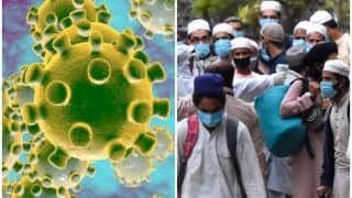 जमातियों ने यूपी में संक्रमण की बढ़ाई चिंता, कुल 452 संक्रमितों में से तबलीगी जमात के हैं 254 मरीज
