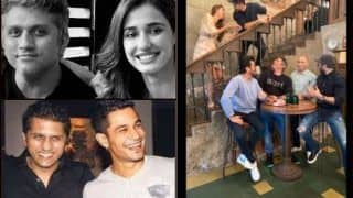 Disha Patani-Anil Kapoor-Kunal Kemmu Share Unseen Pictures as They Wish Malang Director Mohit Suri on Birthday