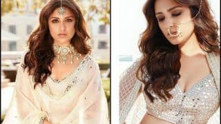 Parineeti Chopra Posing For Sultry Bridal Photoshoot Minus Dream 'Husband' is All Hopeless Romantics This Quarantine!