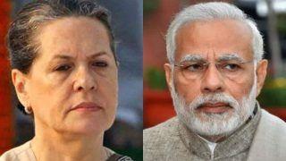 कांग्रेस आरोप-प्रत्यारोप की राजनीति में शामिल, सोनिया कर रहीं जनता को गुमराह: भाजपा