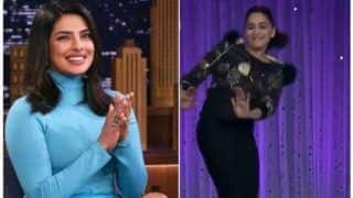 Priyanka Chopra Lauds Madhuri Dixit as She Offers Free Dance Lessons to Relieve Stress Amid Lockdown