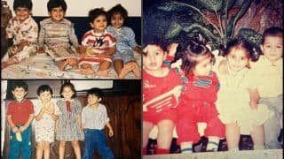 Sonam Kapoor Ahuja-Arjun Kapoor Paint Internet With Nostalgia And THESE Aww-dorable Childhood Pictures Are Proof!