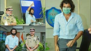 Hyderabad Police Pen 'Advance Birthday Notes' For Vijay Deverakonda After he Steps Out to Encourage Them Amid COVID-19