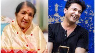 Lata Mangeshkar Thanks Chef Vikas Khanna For Donating 1000 PPE Kits to Her Hospital