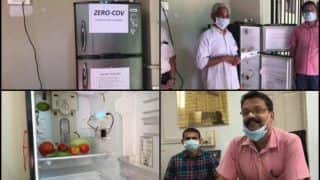 Karnataka Researchers Develop Disinfection Chamber Out of Old Fridge Amid COVID-19, Name it 'Zero-COV'
