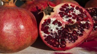 Pomegranate Can Boost Your Immunity And Increase Sexual Performance