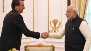 After Trump, Brazilian President Bolsonaro Thanks PM Modi For 'Timely Help' With Hydroxychroloquine to Treat Covid-19