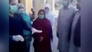 Doctors Treating COVID-19 Patients Protest in PoK as Govt Fails to Provide PPE Kits