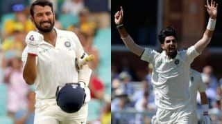 Loved Pujara and Ishant's Worth Ethic During County Stints: Gillespie