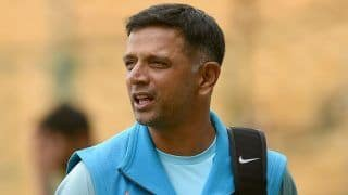 NCA Offering Online Support to All Contracted Players to Ensure Their Fitness: Rahul Dravid