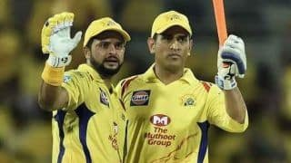 MS Dhoni Was Batting Like a Youngster During CSK's Preparatory Camp: Suresh Raina