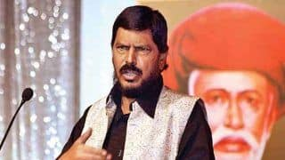 'Go Corona Go Has Become World Famous Slogan Now', Says Ramdas Athawale on His Viral Video