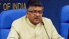चीन से तनाव पर कानून मंत्री रविशंकर प्रसाद का बयान- 'नरेंद्र मोदी के भारत को कोई आंख नहीं दिखा सकता'