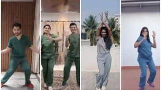 Must Watch | 60 Doctors Across India Dance to 'Happy', Spread Cheer With Their 'Song of Hope'