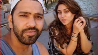Rohit sharma shares first meeting with yuvraj singh on live instagram chat wife ritika sajdeh asks what about our first meetin 3993908
