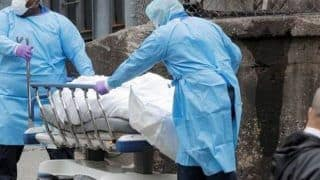 With 4475 Deaths, Coronavirus Has Now Killed More People in The US Than the 9/11 Terror Attacks
