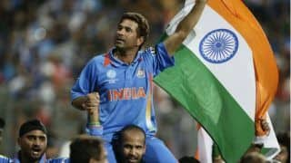 Harbhajan singh will always remember how sachin tendulkar danced after the 2011 world cup win 3994944