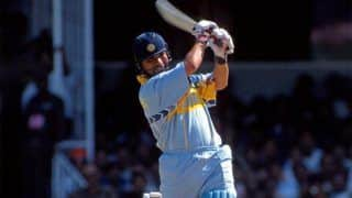 On This Day: Sachin Tendulkar Youngest to 3000 ODI Runs