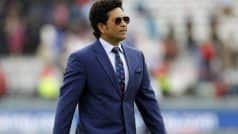 Asked Dhoni to Promote Himself During 2011 World Cup Final: Tendulkar