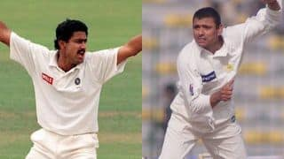 He is Like An Elder Brother: Saqlain Reveals Equation With Kumble