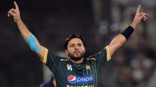 Shahid afridi supports mohammad hafeez says pcb needs to set the example to stop match fixing 3989480
