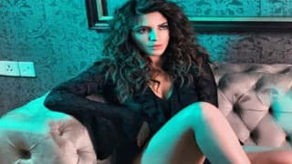 Shama Sikander Flaunts Her Perfectly Toned Legs in Sultry Photo