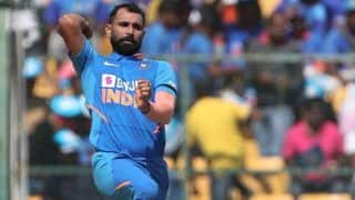 WATCH | Shami Trains in Bizarre Fashion, Sprints With His Pet to Improve Speed