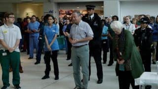 UK Holds a Minute's Silence in Honour of Frontline Workers Who Lost Their Lives Due to Covid-19