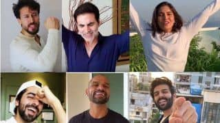 Muskurayega India: Akshay, Ayushmann, Kartik , Kriti, Bhumi Spread Positivity in Inspiring Song