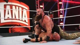 Unlike Others, I'll Be A Fighting Champion: Universal Champion Braun Strowman