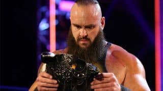 WWE Smackdown Result: New Tag-Team Champions Crowned, Strowman Receives A Gift From Wyatt