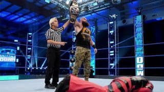 WWE SmackDown Results: Braun Strowman Paid Surprise Visit By an Old Friend