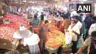 तमिलनाडु के 5 शहरों में दोपहर 3 बजे तक ही खुलेंगी दुकानें, लोगों में सामान खरीदने की मची अफरा-तफरी