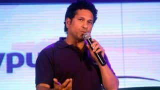 If Someone is Fit, Age Criteria Shouldn't Come Into Play: Sachin Tendulkar on Wriddhiman Saha-Rishabh Pant Debate