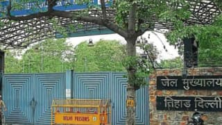Freed After Eight Months from Tihar Jail, Man Trapped in the City Due to Lockdown