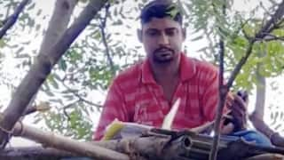 This Bengal Teacher Climbs A Tree Everyday to Get Better Internet for His Online Classes