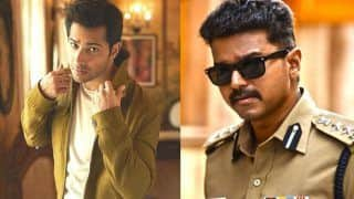 Varun Dhawan to Play Undercover Cop in Hindi Remake of Thalapathy Vijay's Theri? Read on