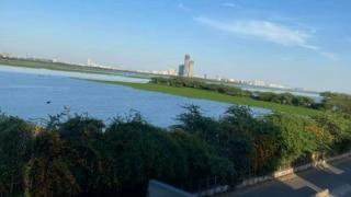 Photos of Blue, Clear and Breathtaking Yamuna River Amid Coronavirus Lockdown go Viral