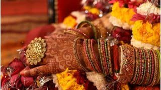 MP Newly-Wed Couple Along With 105 Guests Quarantined After Bride's Relative Found COVID-19 Positive
