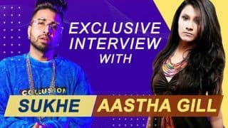 Singers Aastha Gill And SukhE Share Excitement About Their New Single Video Bana De