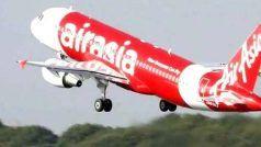 स्पाइसजेट के बाद अब एयर एशिया की दिल्ली-कोलकाता फ्लाइट में COVID-19 संदिग्ध, एयरपोर्ट से भेजा गया अस्पताल
