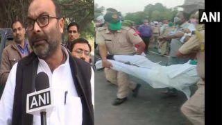 यूपी कांग्रेस अध्यक्ष अजय कुमार लल्लू 14 दिन की न्यायिक हिरासत में भेजे गए जेल