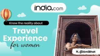 Avid Traveller Ami Bhat Talks About Travelling Alone as a Woman And What All She Experienced
