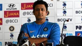Only an Interim Measure: Anil Kumble on Saliva Ban in Post COVID-19 World