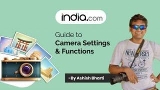 Picture Perfect: Professional Photographer Ashish Bharti Talks About Importance of Camera Settings
